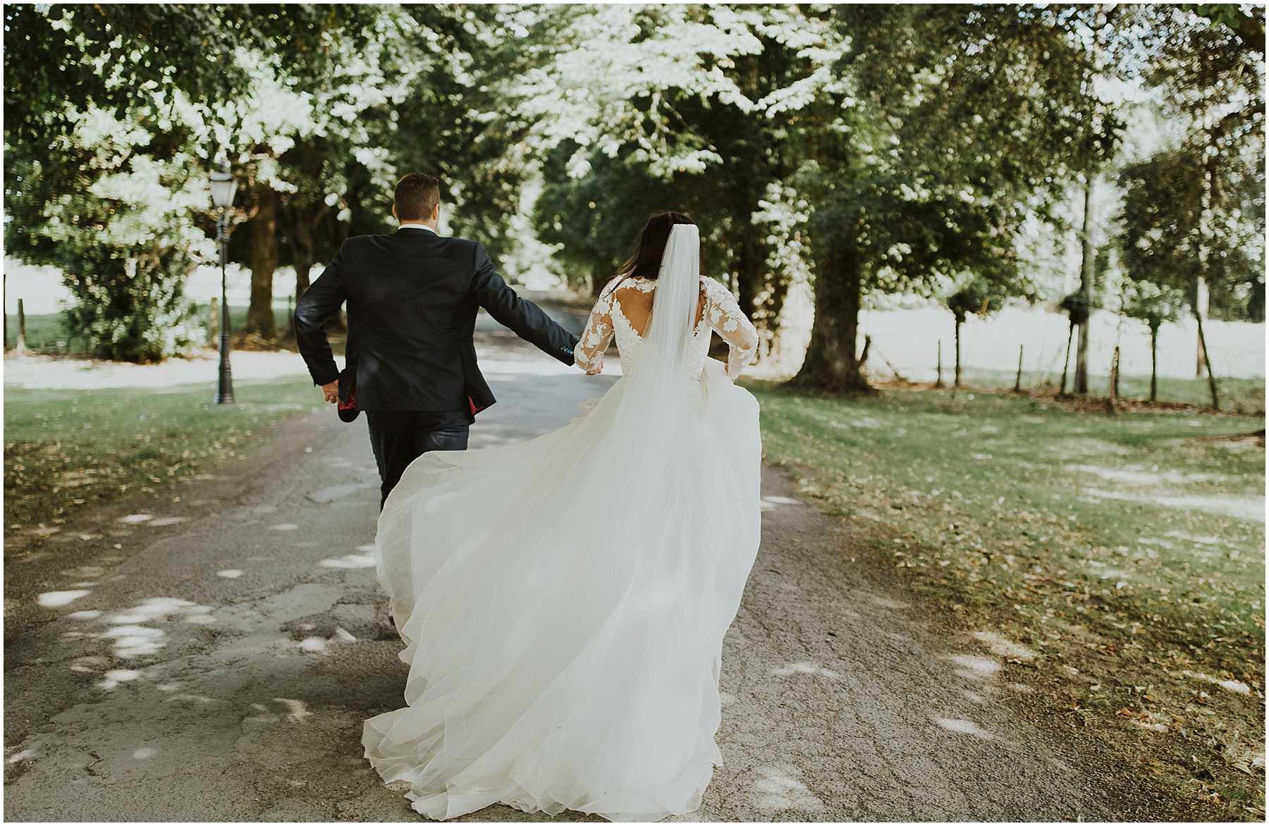 Intimate Wedding at the Gap of Dunloe in Ireland