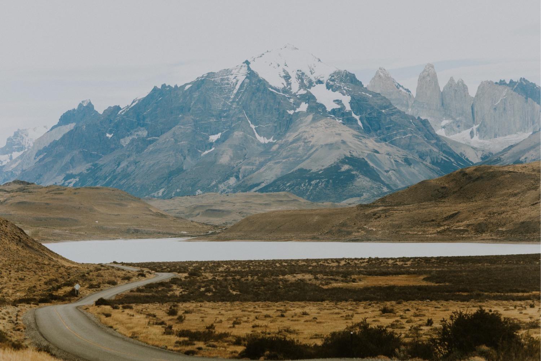 Patagonia Elopement in Torres del Paine