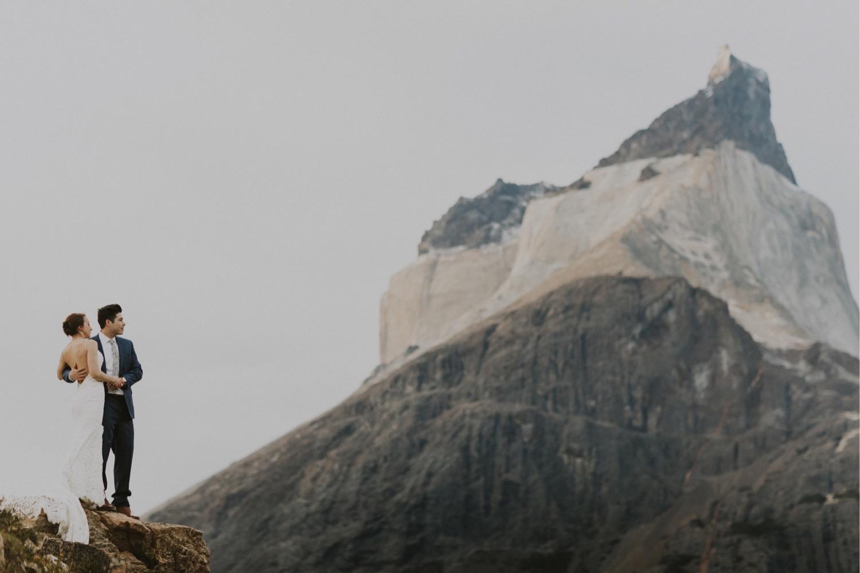 Destination Adventure Elopement in Patagonia, Chile