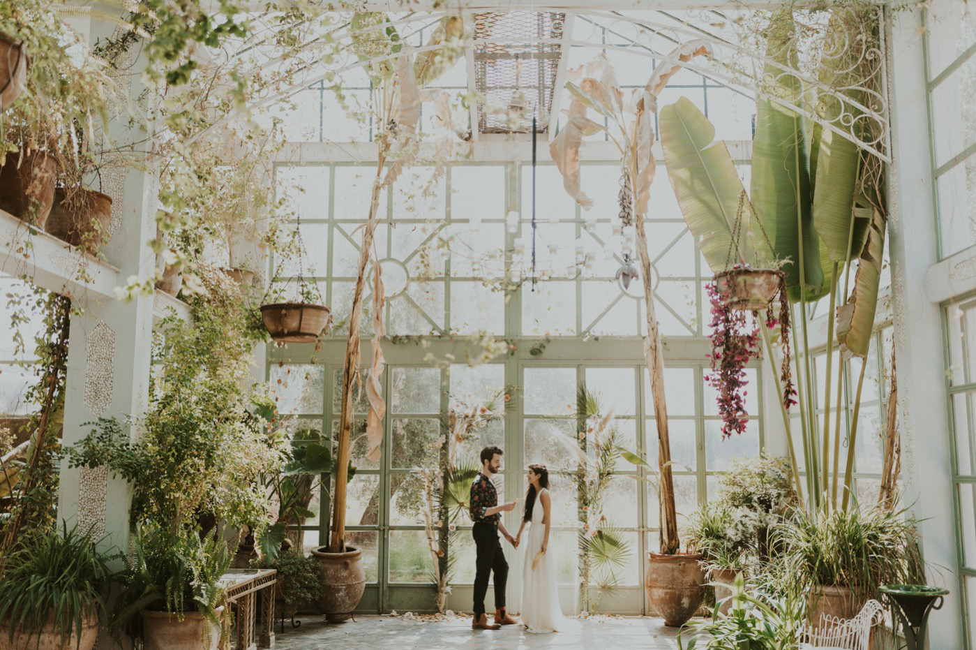 An Intimate Elopement in Marrakech, Morocco - Beldhi Country Club