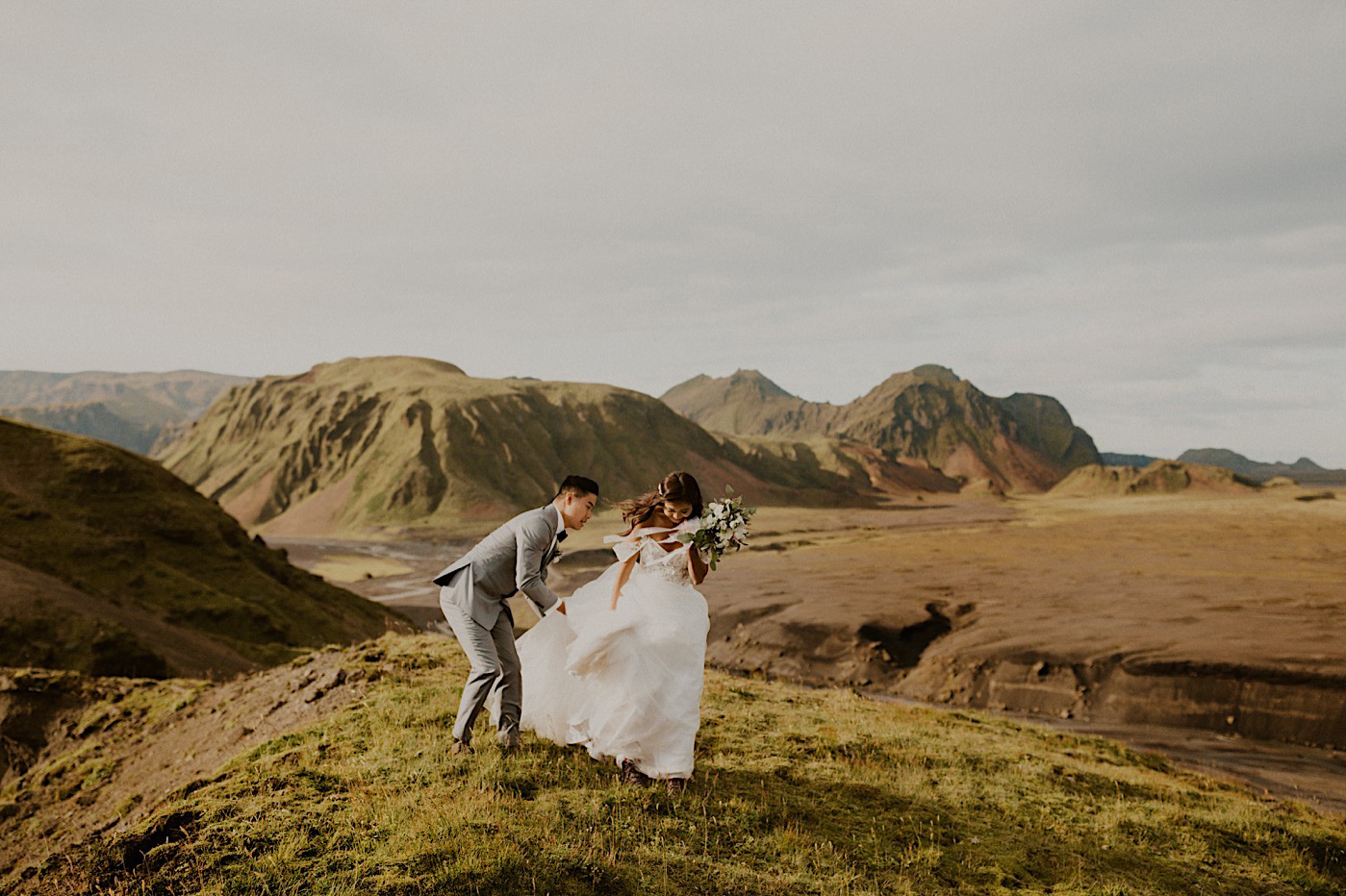 An Elopement in South Iceland