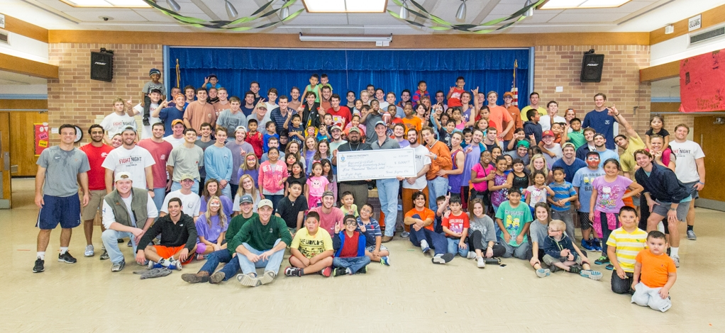 Wooldrige Elementary Field Day, 2014