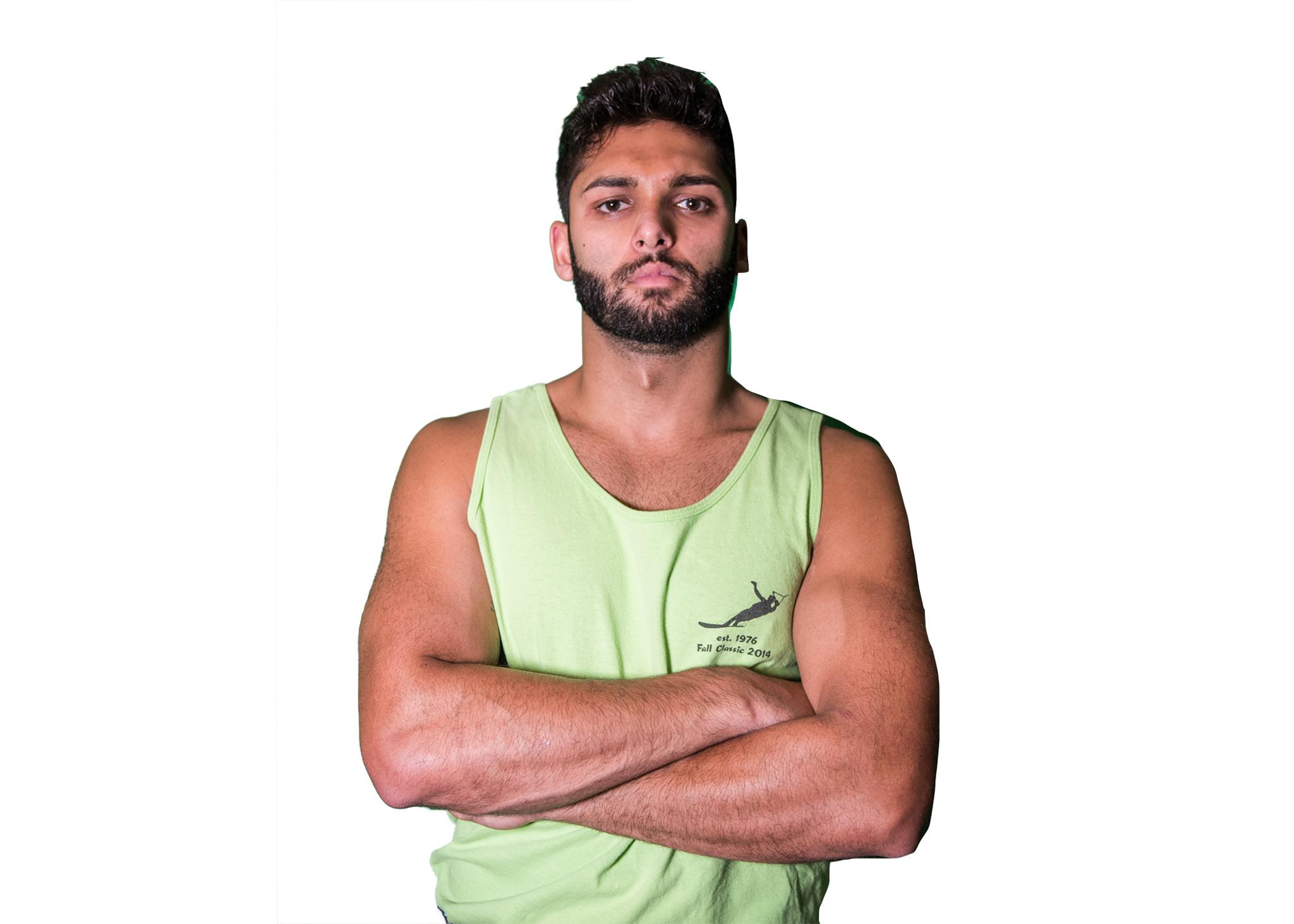 Kieran Singh - Water Ski