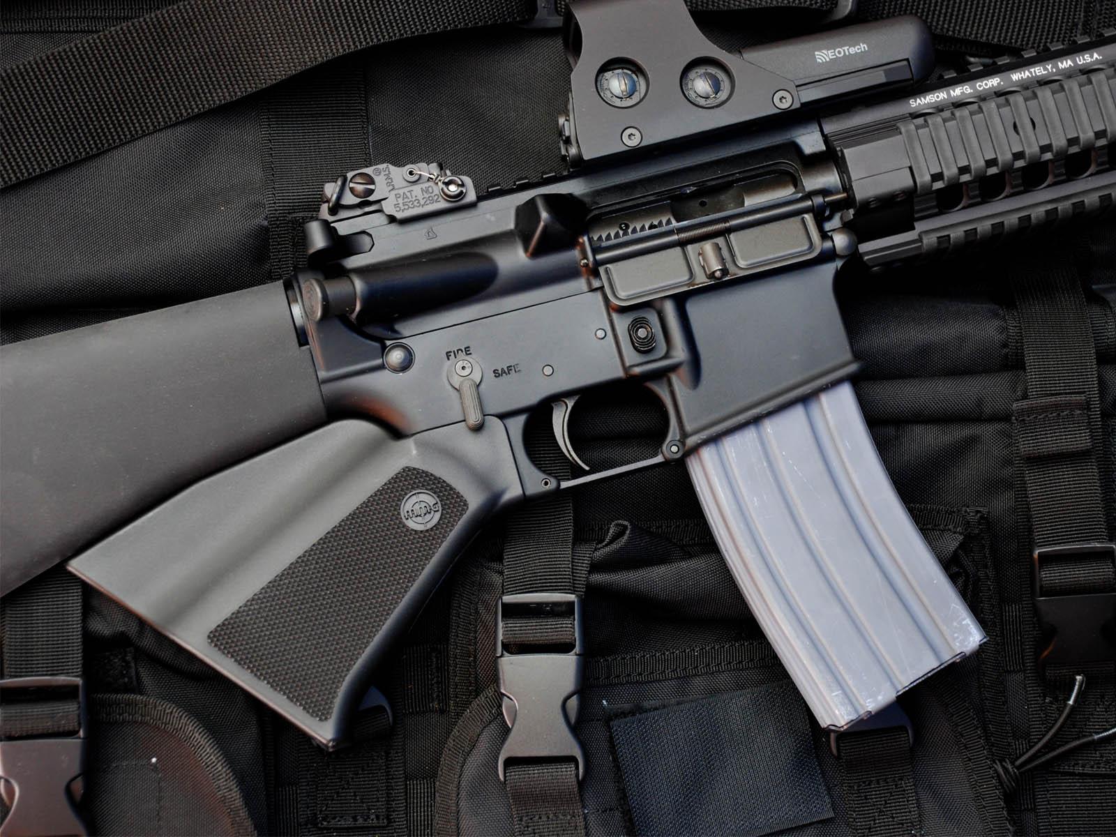 MMG-AR - MonsterMan Grips California Legal AR15 & AK47 Grip
