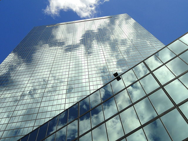 """John Hancock Tower - Boston, MA - DSC08138"" by Daderot - Own work. Licensed under CC0 via Wikimedia Commons"