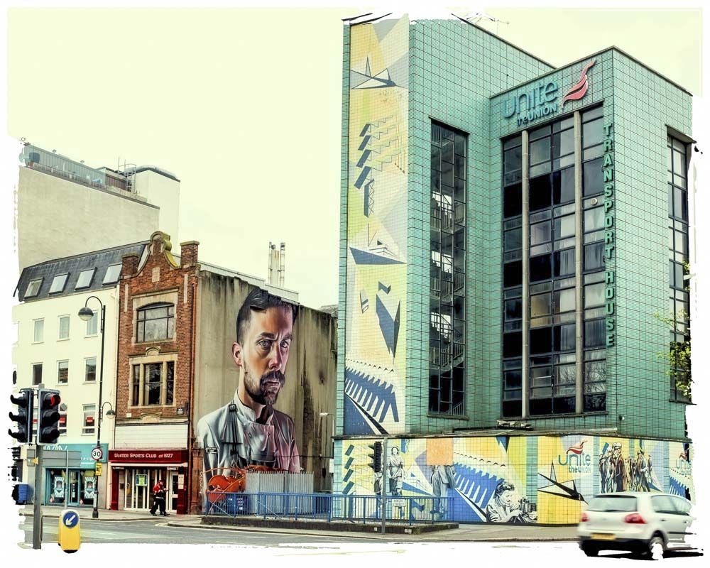 Streetscapes Belfast: Series of 21
