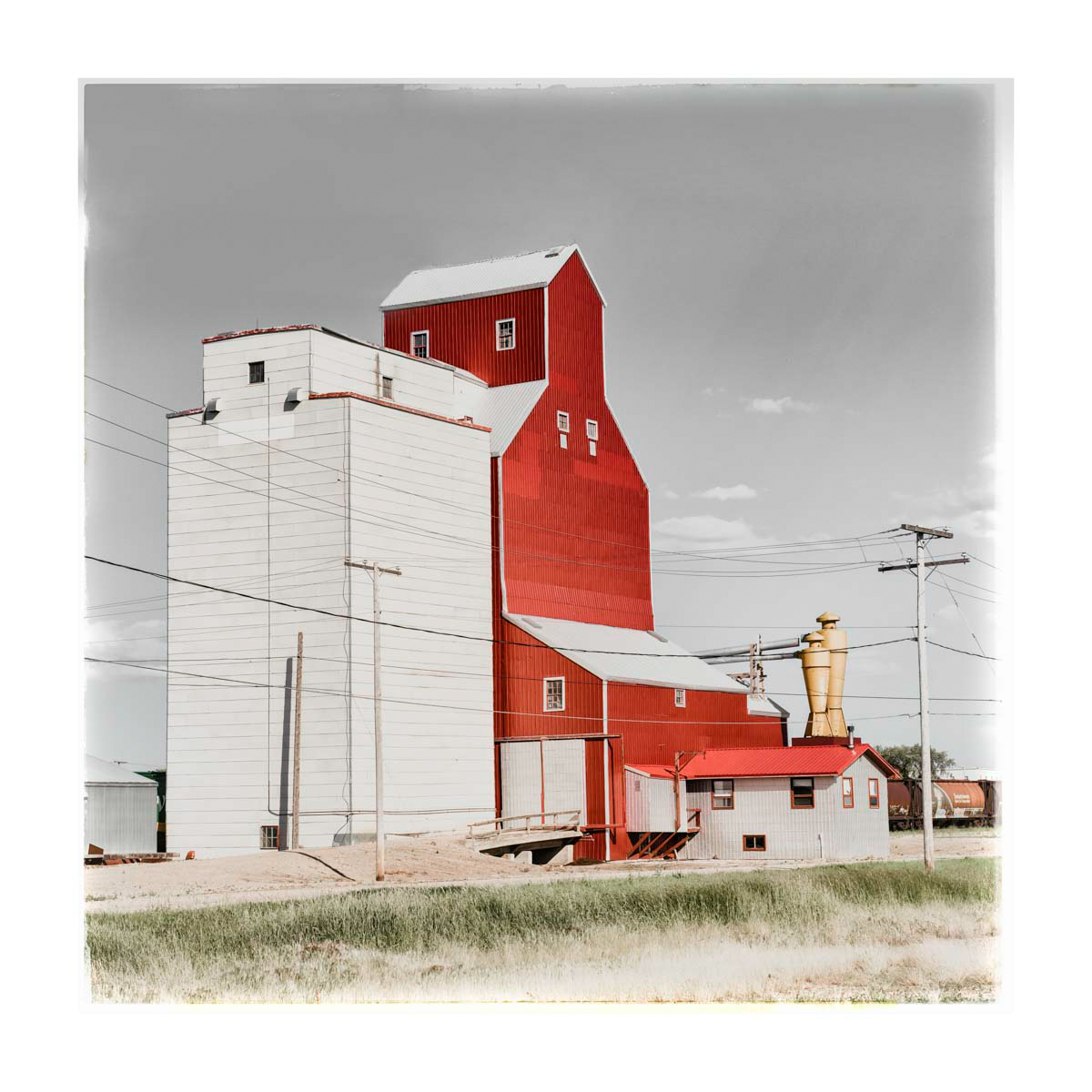 Saskatchewan Elevators/Series of 17