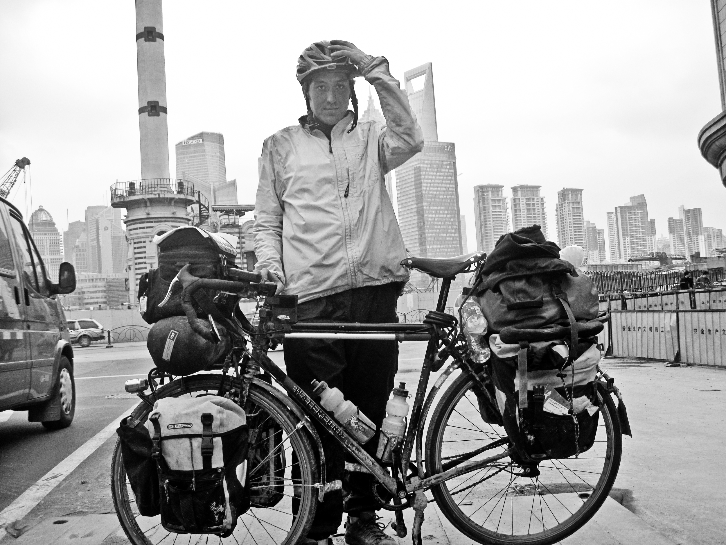 Shanghai: 11,000 miles from the Atlantic
