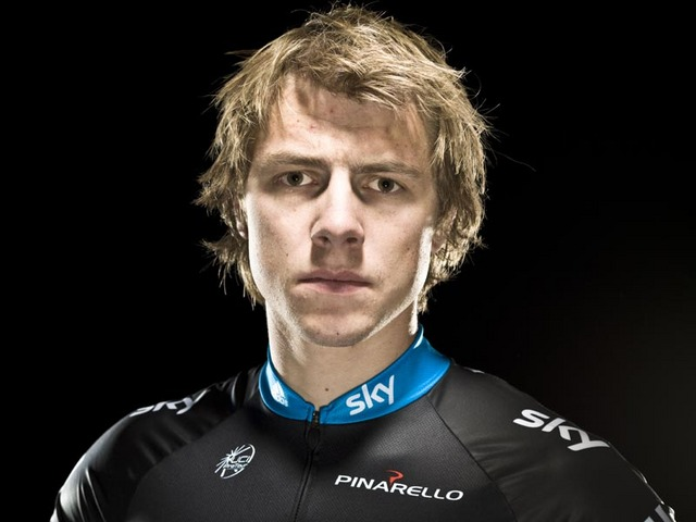 Edvald Boasson Hagen  (Norway, Team SKY), dropped out with broken collarbone