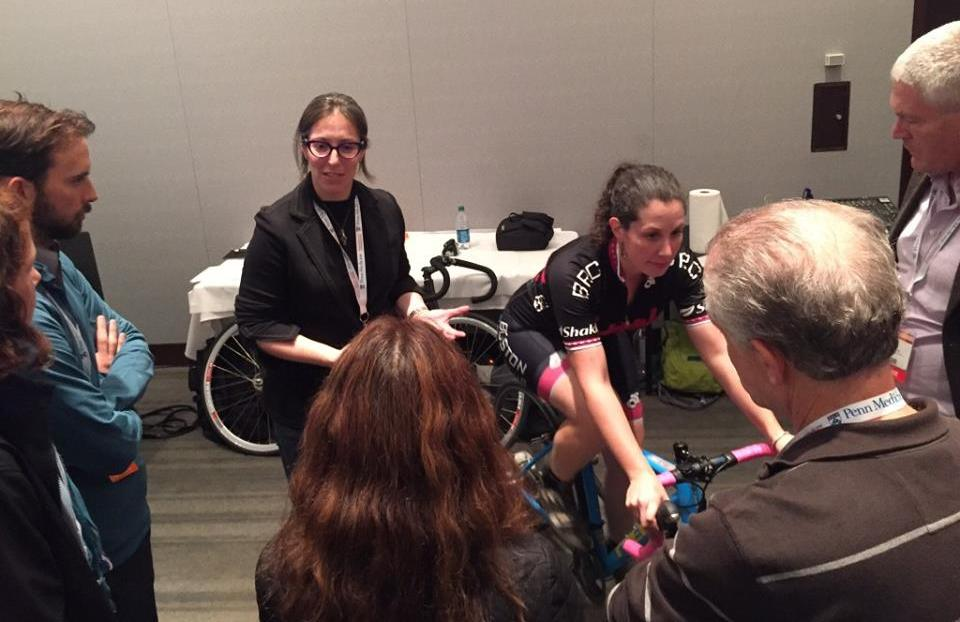Biomechanics of Cycling and Bike Fit Principles, AAPM&R 2015