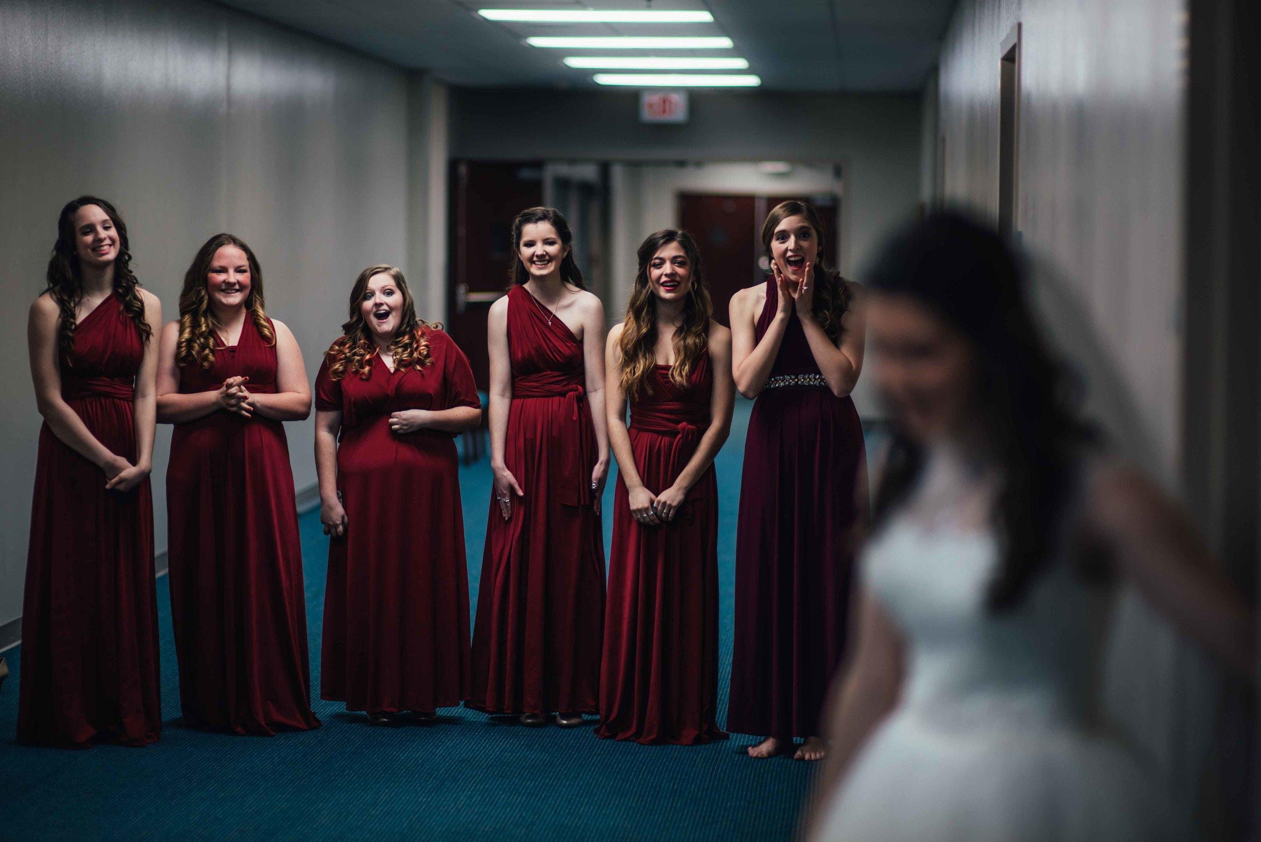 Bridal Reveal