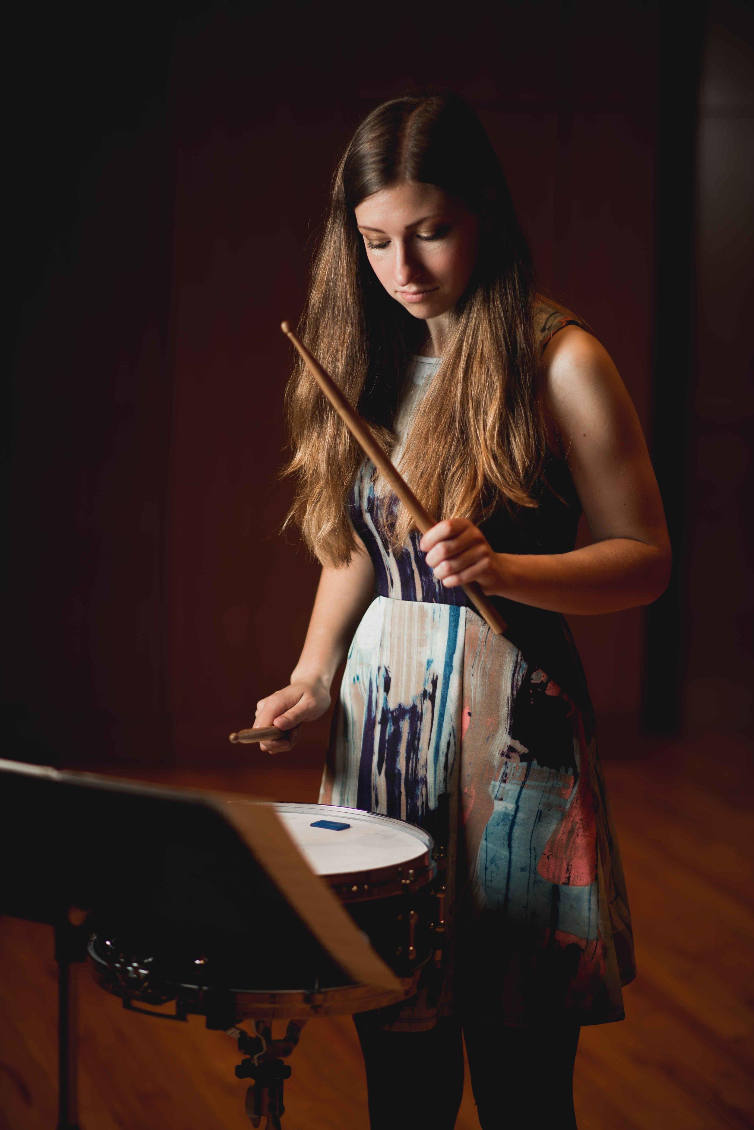 UNT Graduation Photos - Raychel - Denton - Snare