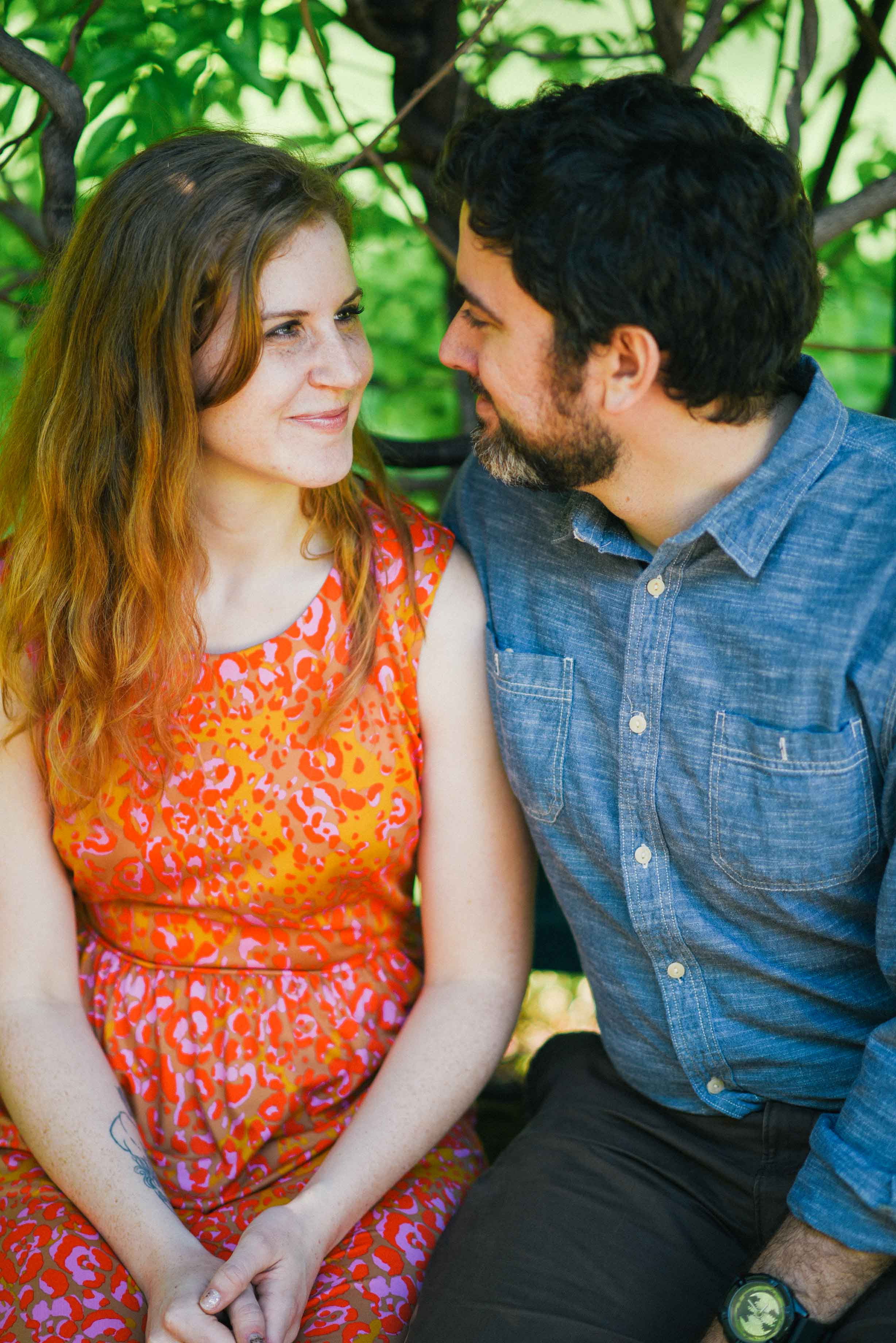Fort Worth Engagement Photos - Cody and Kathryn