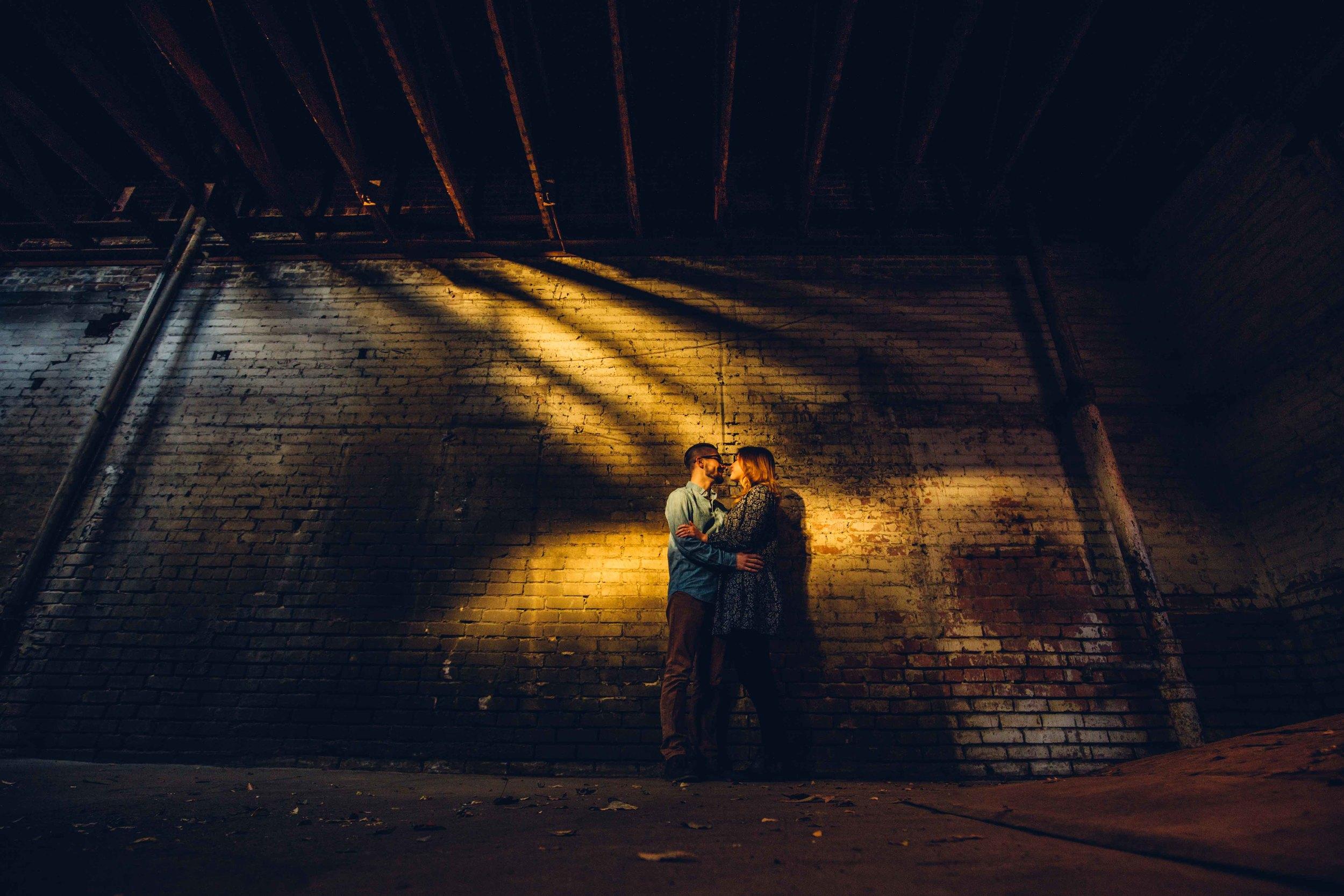 Deep Ellum Engagement - David and Jennah