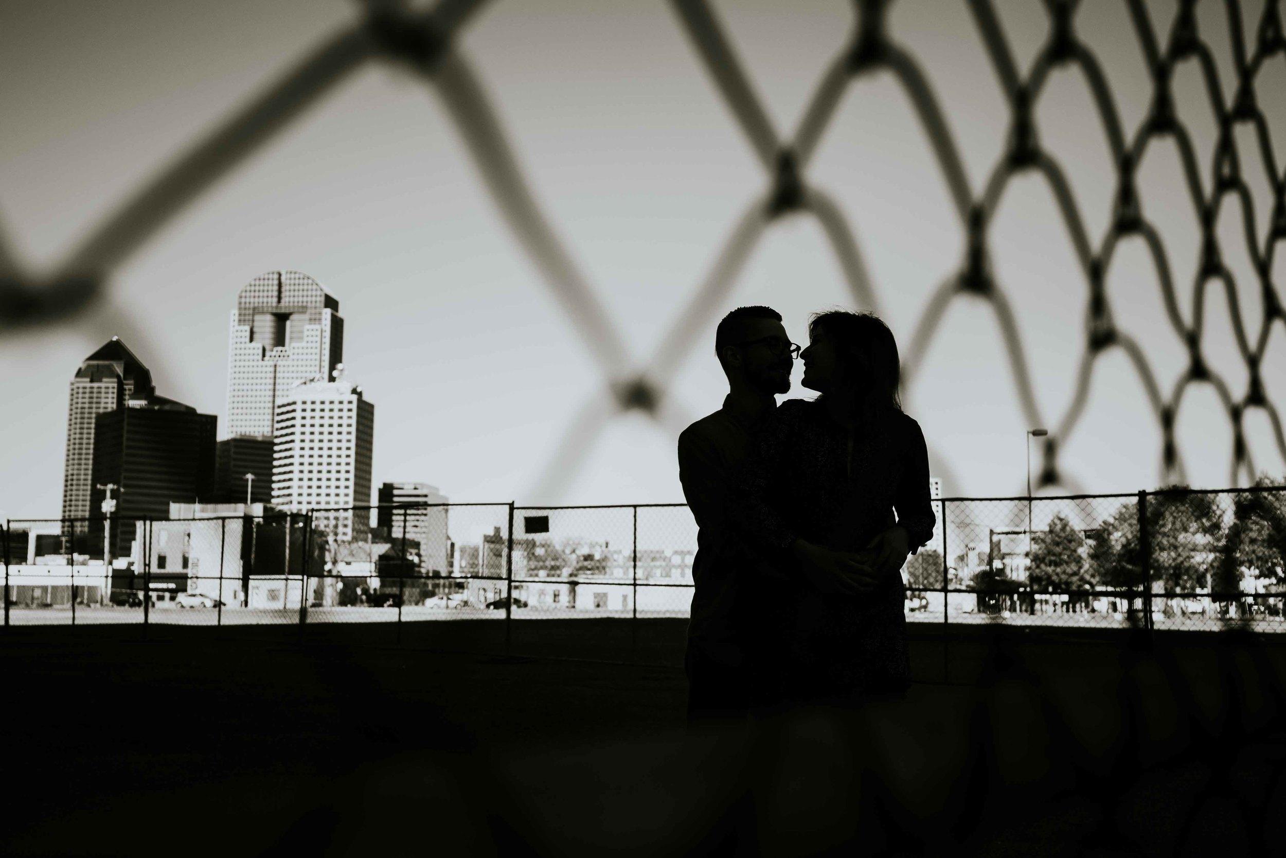 Downtown Dallas Engagement