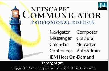 Fun fact: I designed the Netscape Communicator logo