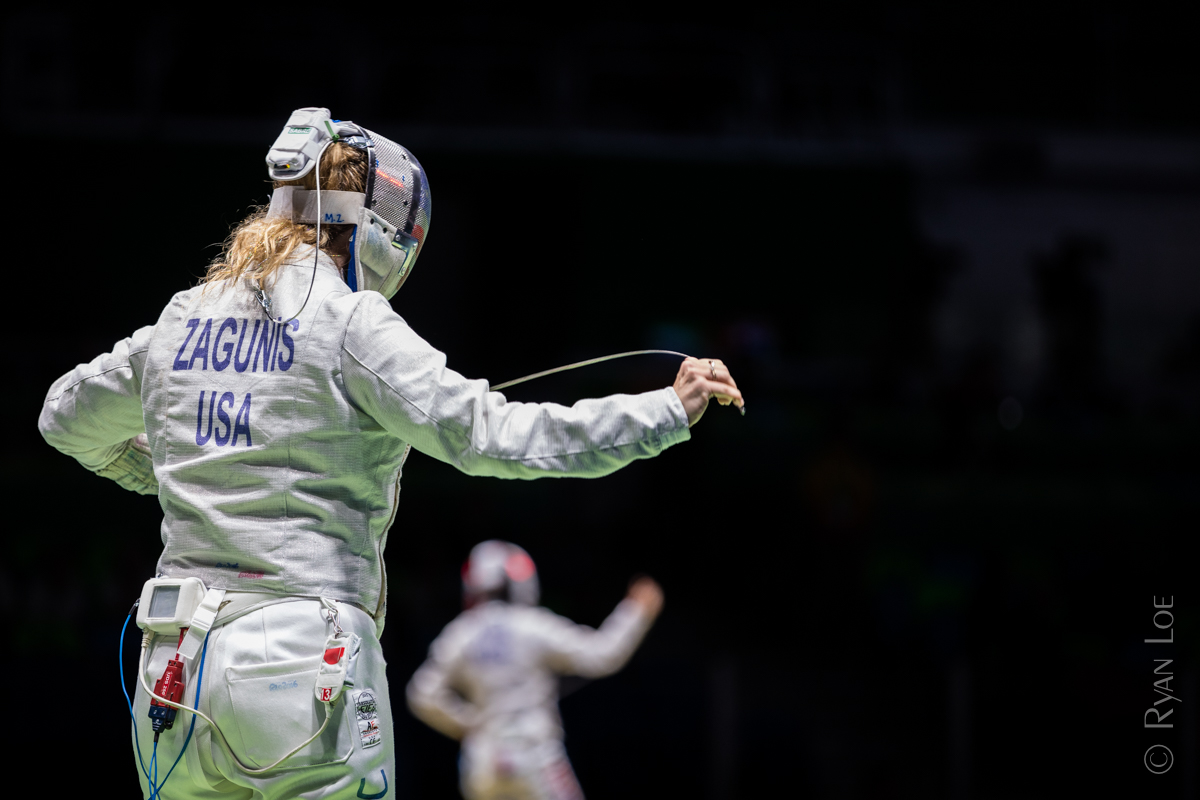 Team USA - Women's Sabre