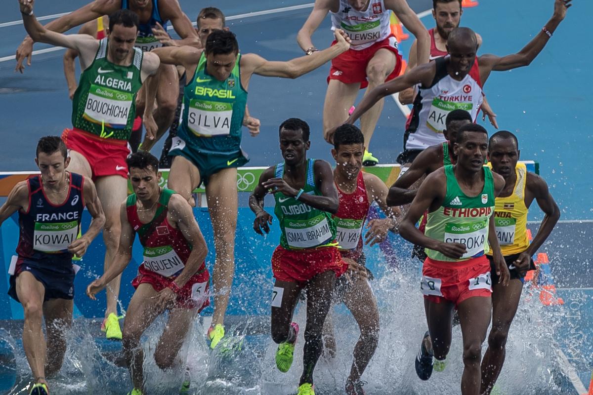 Men's 3,000M Steeplechase