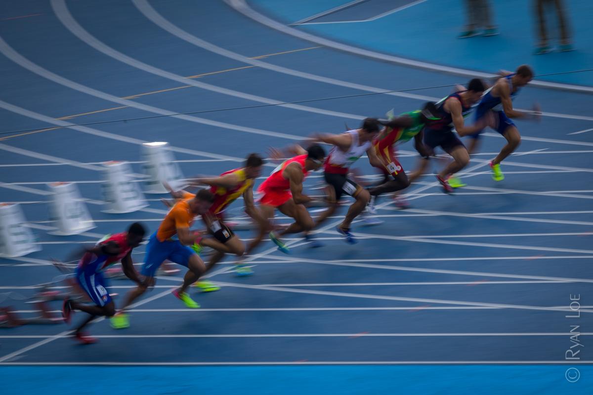 Decathlon - 100 Meter