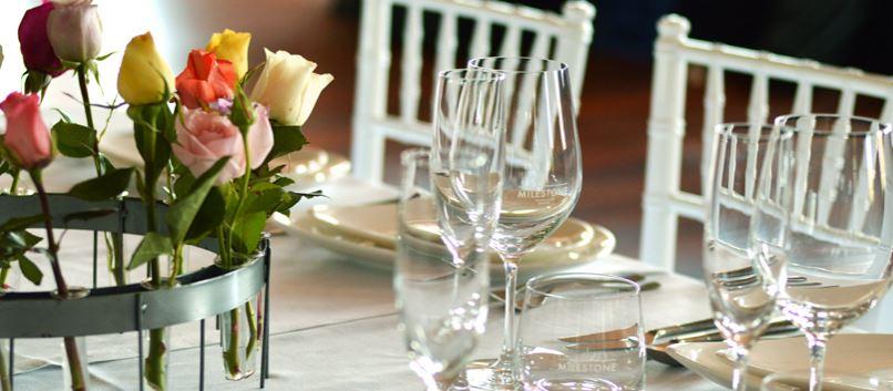 milestone events manly wedding