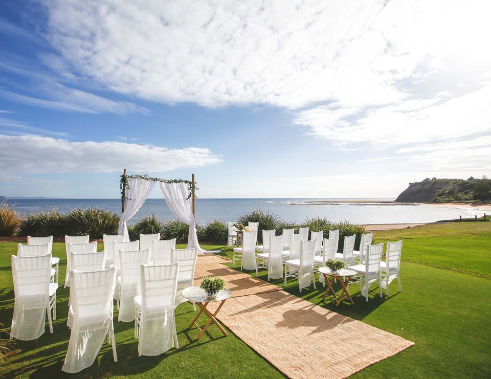 LONG REEF GOLF CLUB WEDDINGS