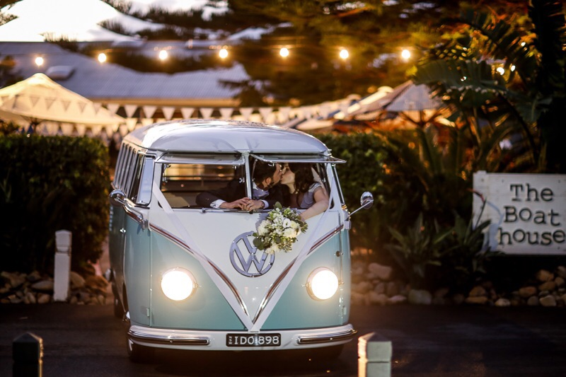 One of our favourite venues is The Boathouse Palm Beach | Capture by James Billing Photography -