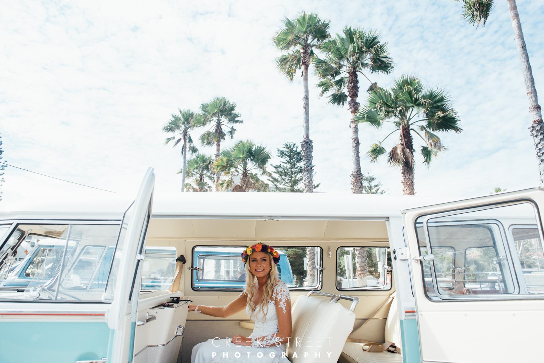 Beautiful Hannah's beach wedding @ Pilu Restaurant Freshwater | Photo courtesy of Creek Street Photography