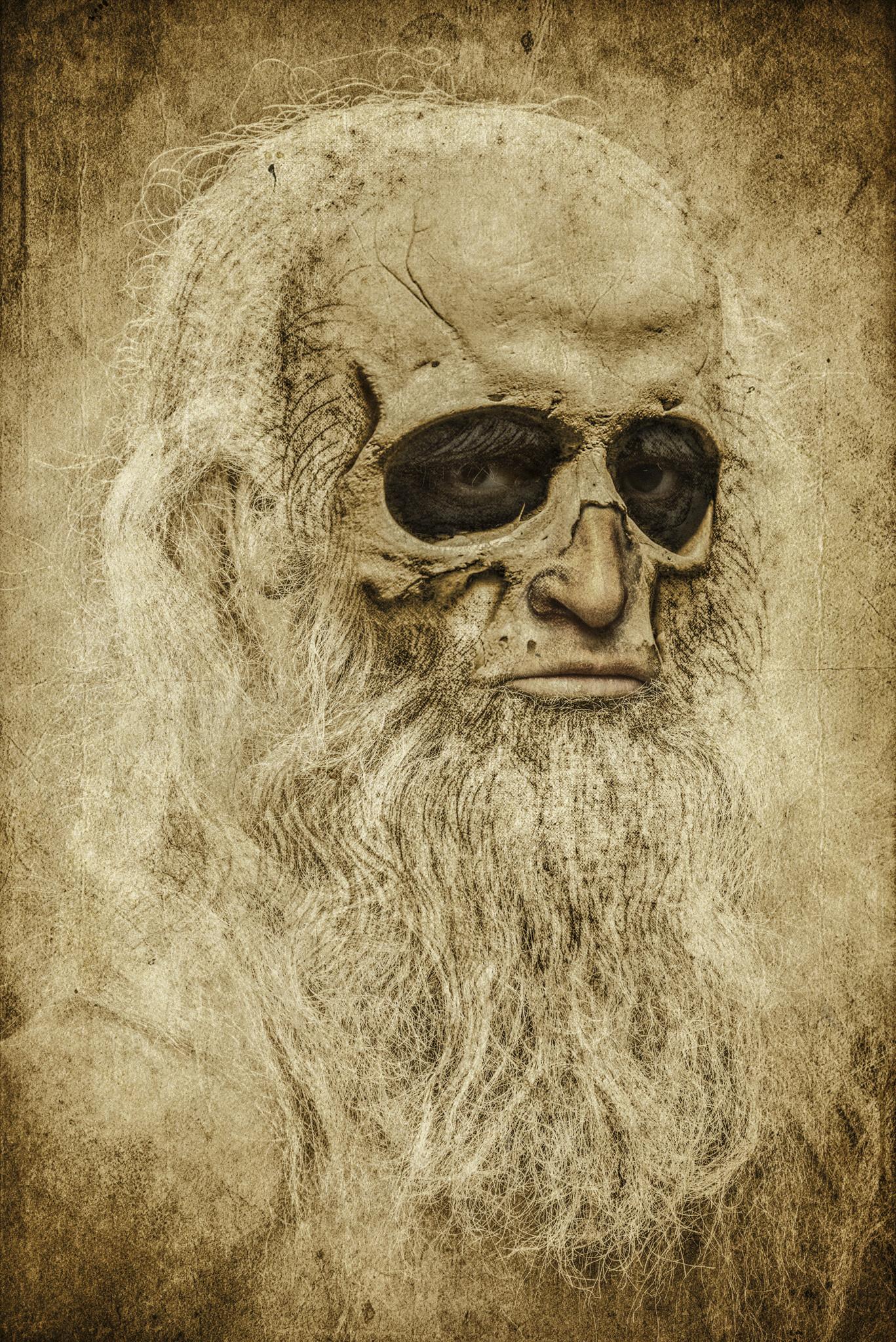 Dead Vinci Soul Portrait by Moses Pini Siluk..jpg