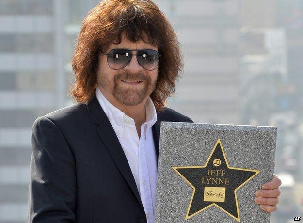 Superman Jeff Lynne