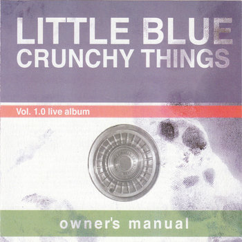 "Ep105 // Little Blue Crunchy Things ""Numbers"""