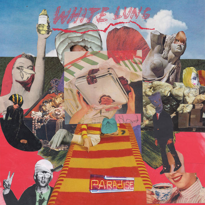 "Ep136 White Lung ""Mother's Face"""