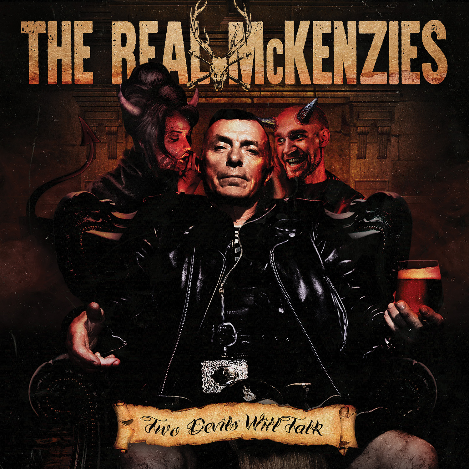 "Ep144 The Real McKenzies ""Due West"""