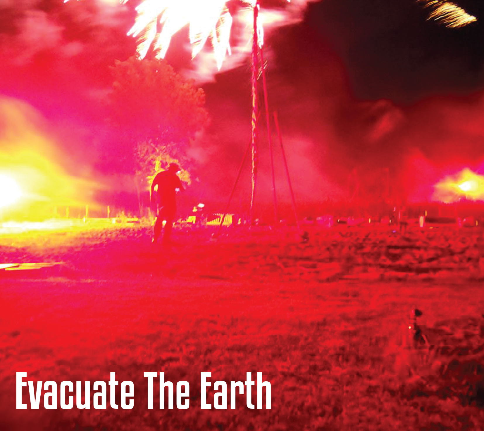 "Ep148 Evacuate The Earth ""Evacuation Suite"""