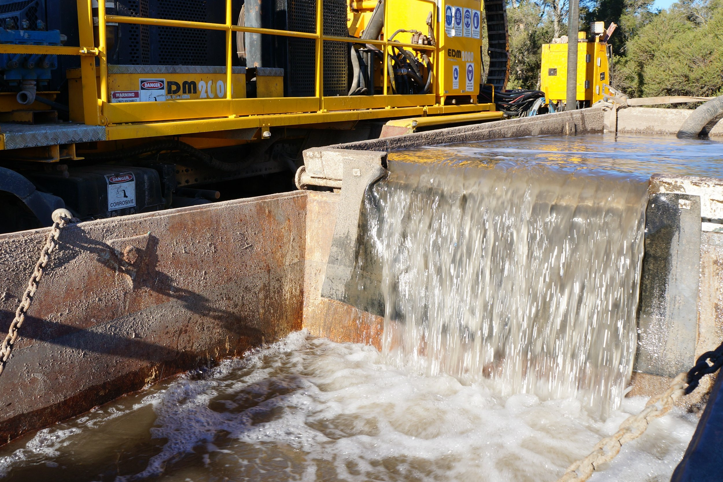 Mud tanks flowing Hunter Water.jpg