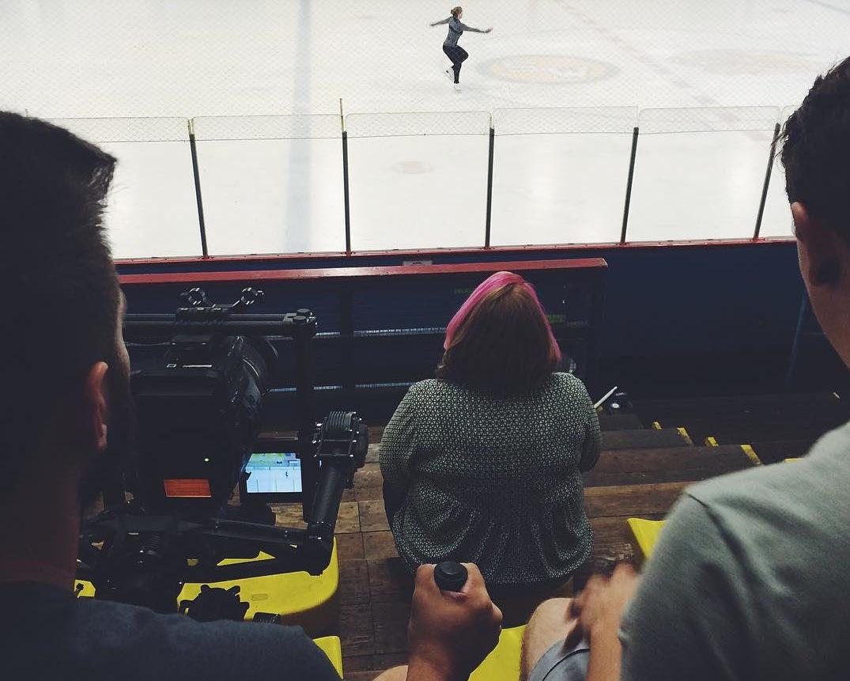 Ice Skater Film Blog Locations