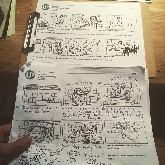 storyboard filmmaking blog