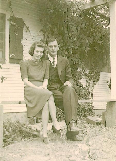 Vickie Prinzing and Harry Buerer