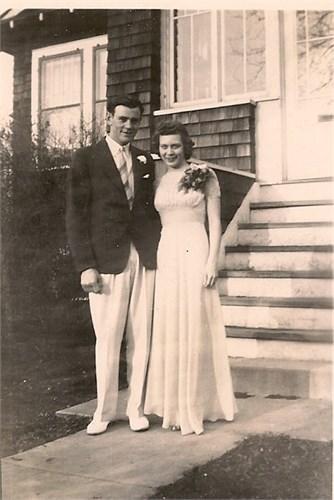 Harry Buerer and Vickie Prinzing