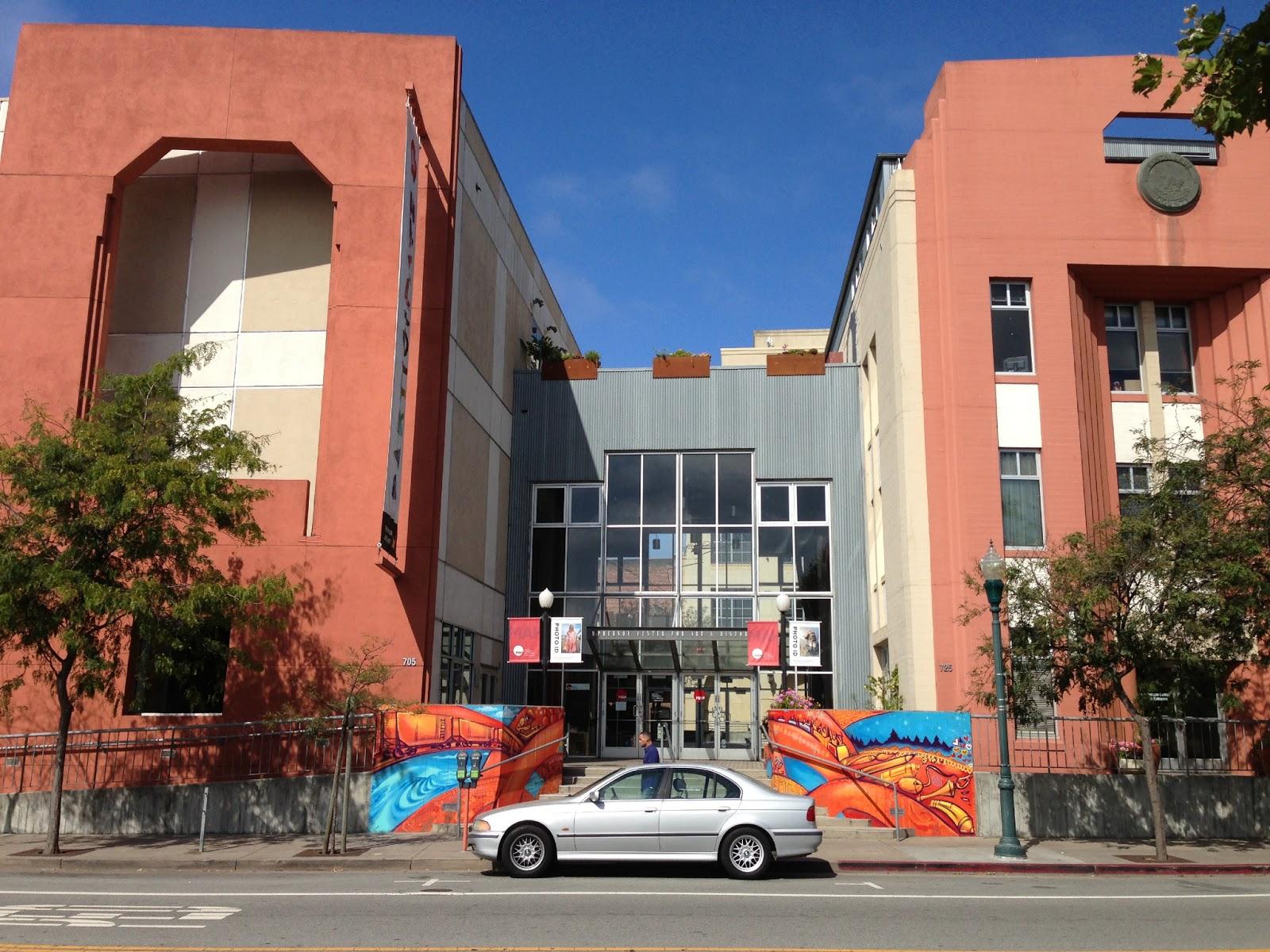 The Santa Cruz Museum of Art and History.Source -  www.santacruzmah.org