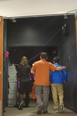 Going into the Theatre for a Sensory-Friendly Performance at Imagination Stage