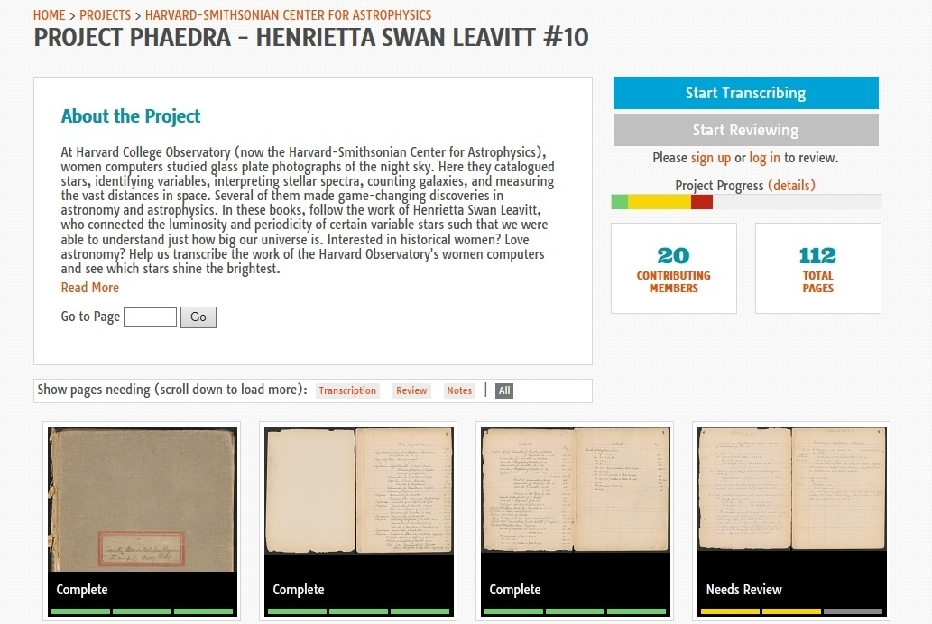 Creative Crowdsourcing: How the Smithsonian Turned Data ...