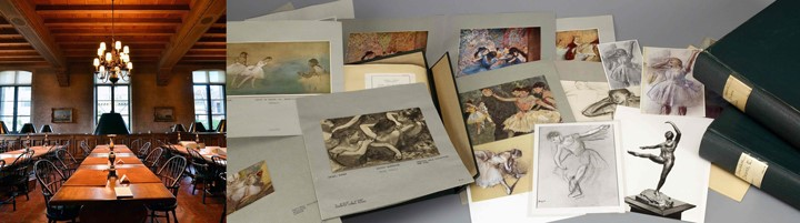 One of the best known art research archives in America, or Frick Art Reference Library  Source:  http://pharosartresearch.org/frick-art-reference-library