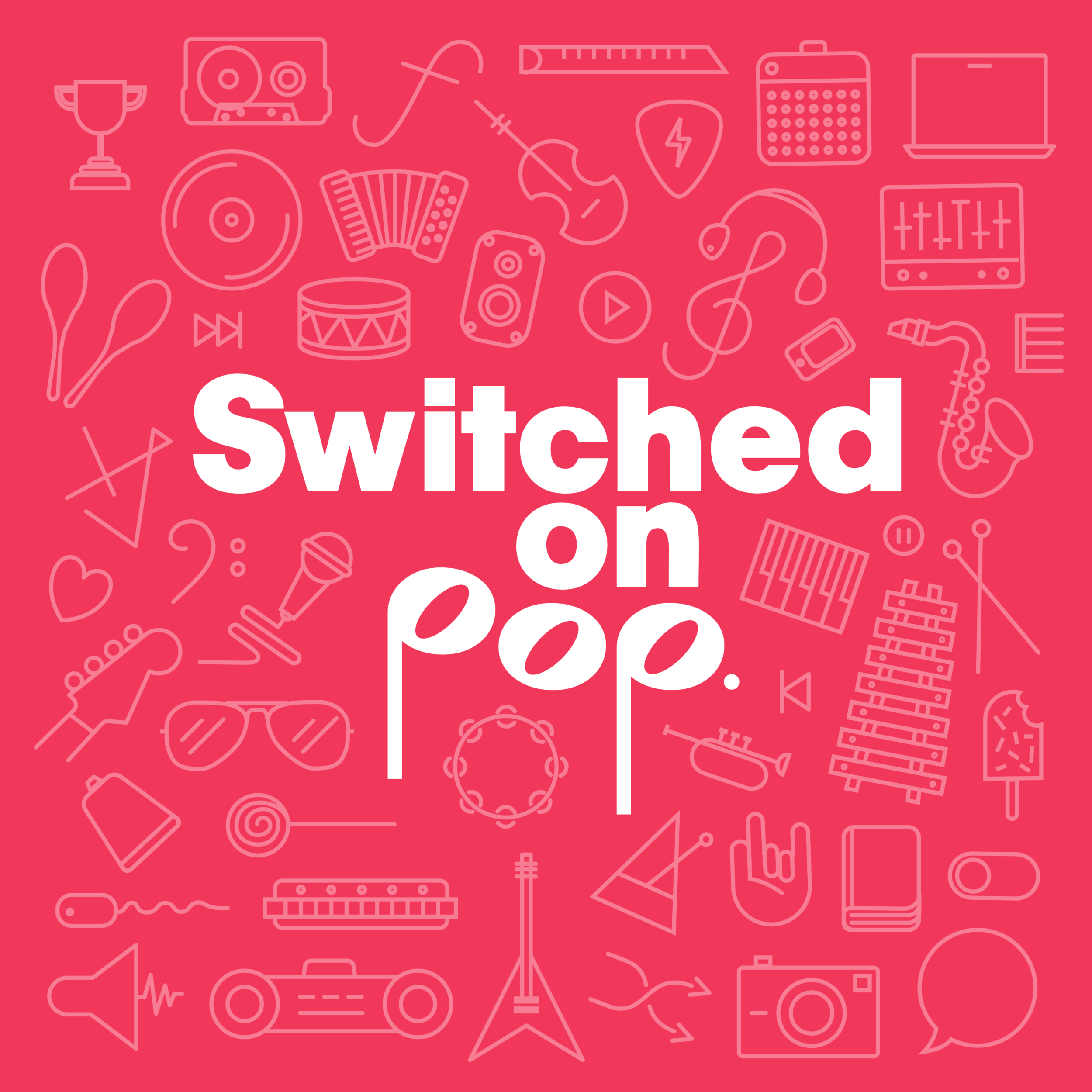 Switched on Pop   Best for : Classically trained musicians tired of explaining to people that all pop music is a rip-off   What to expect : Musicologist Nate Sloan and songwriter Charlie Harding break down pop hits and show their roots in classical music in fun, accessible segments. Find it on:  iTunes ,  Stitcher ,  Spotify