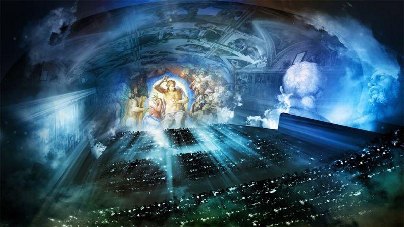 """""""Giudizio Universale: Michelangelo and the secrets of the Sistine Chapel.""""  Wanted in Rome , March 14, 2018 https://www.wantedinrome.com/whatson/giudizio-universale-michelangelo-and-the-secrets-of-the-sistine-chapel.html."""