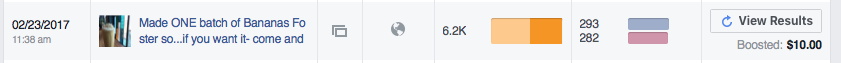 (Facebook Insights)