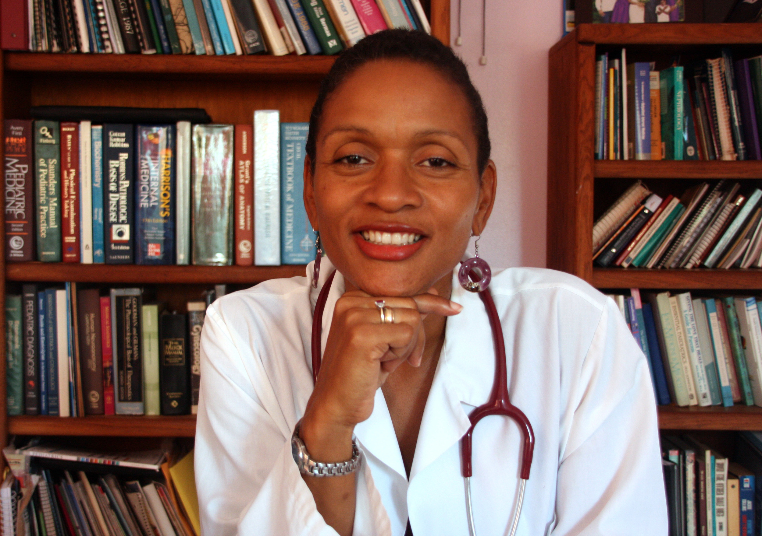 Kecia Brooks-Smith-Lowe MD MPH FAAP FACP is certified by both the American Board of Pediatrics and Internal Medicine.