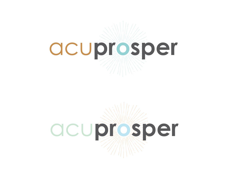 Logo Design Concept for Acupuncture Online Course | Sunburst Logo Design | Denver, CO | Freelance Graphic Designer | Six Leaf Design