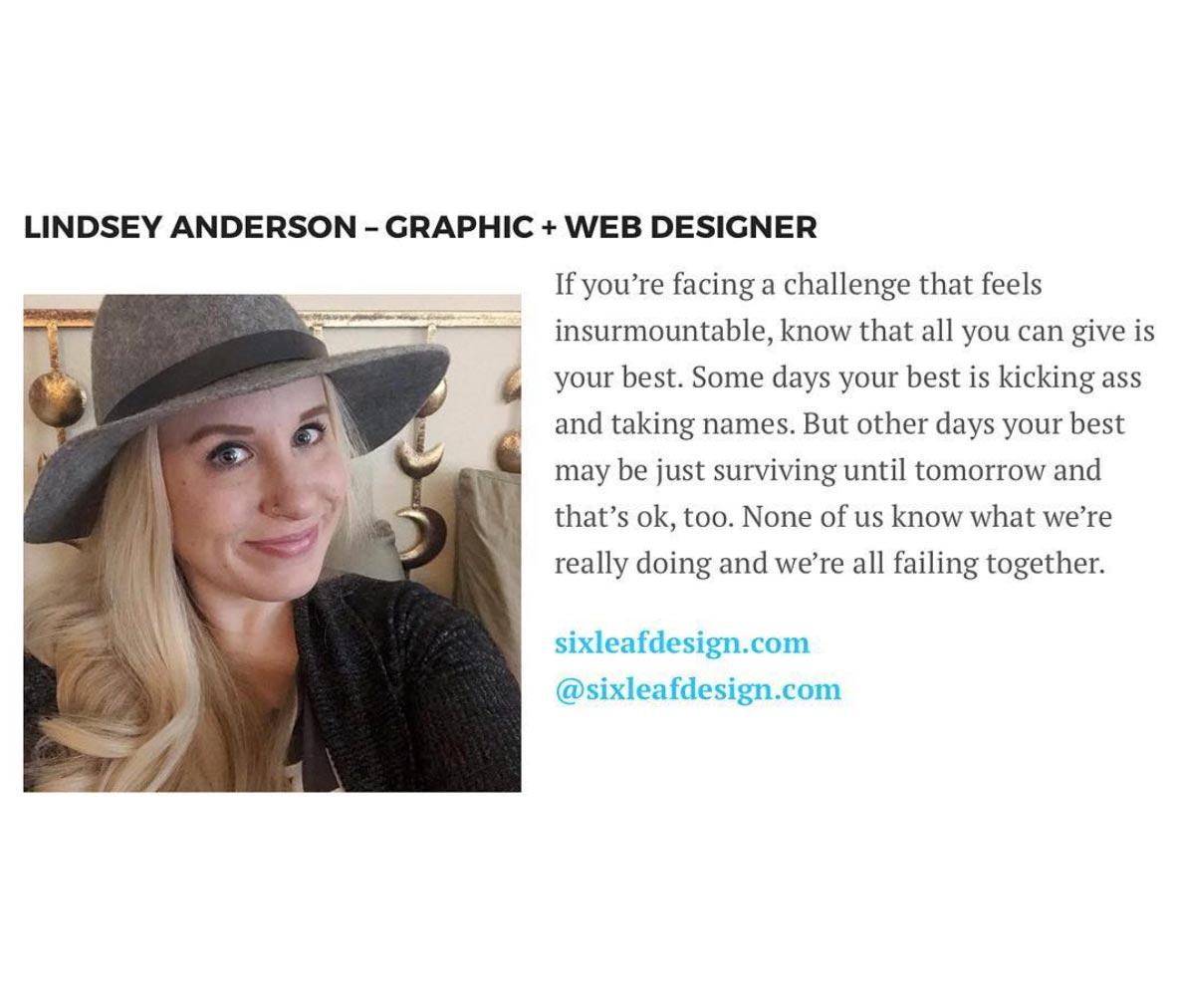 Free Wallpaper for May 2019 | Six Leaf Design | Freelance Graphic + Logo + Brand + Web Designer | Denver, Colorado