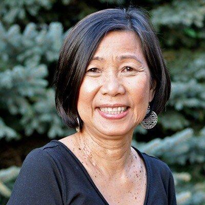 Lisa Chinn (Popular speaker about international student ministry, InterVarsity Christian Fellowship)