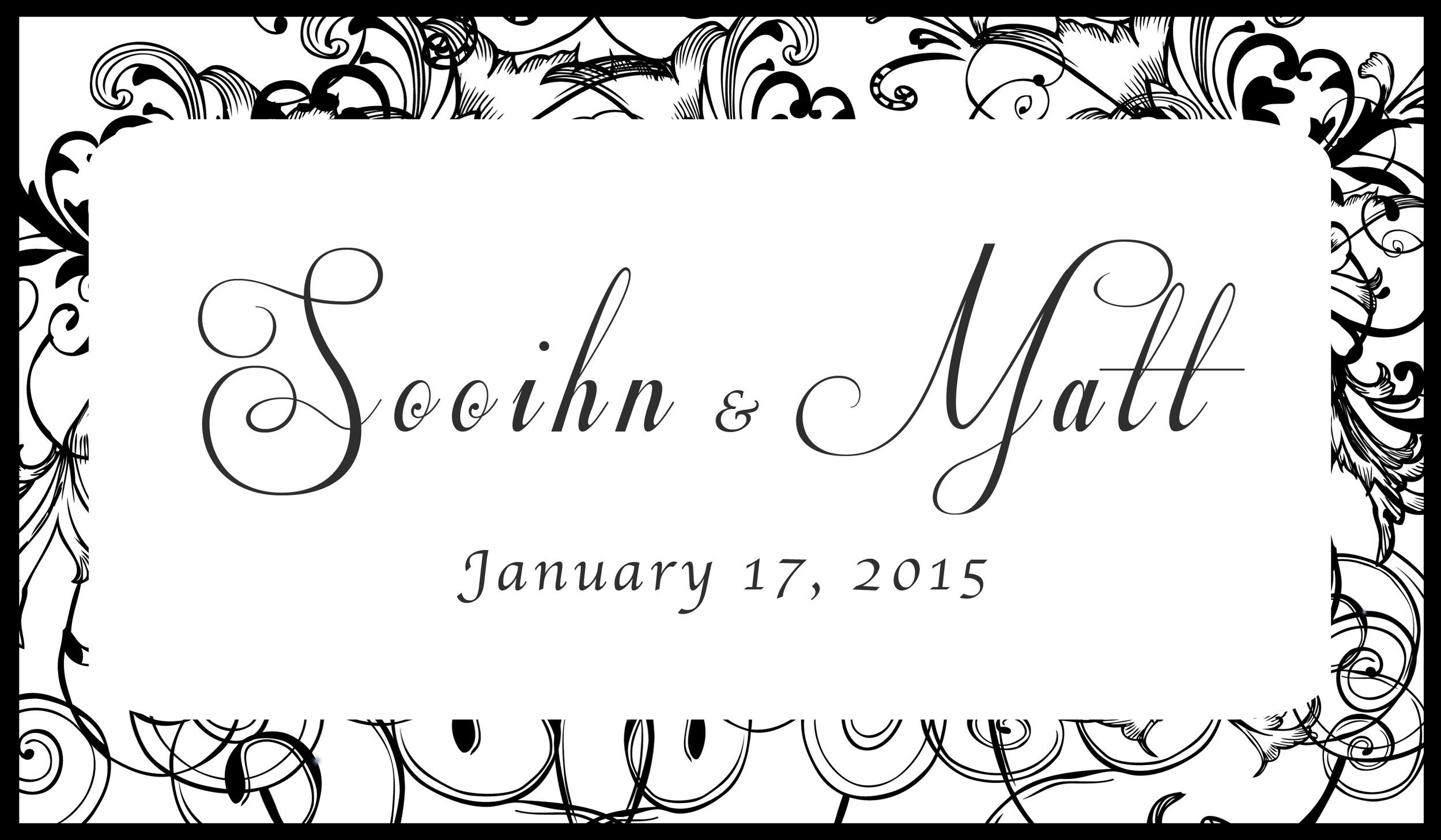 Soo & Matt - Respective Font.jpg